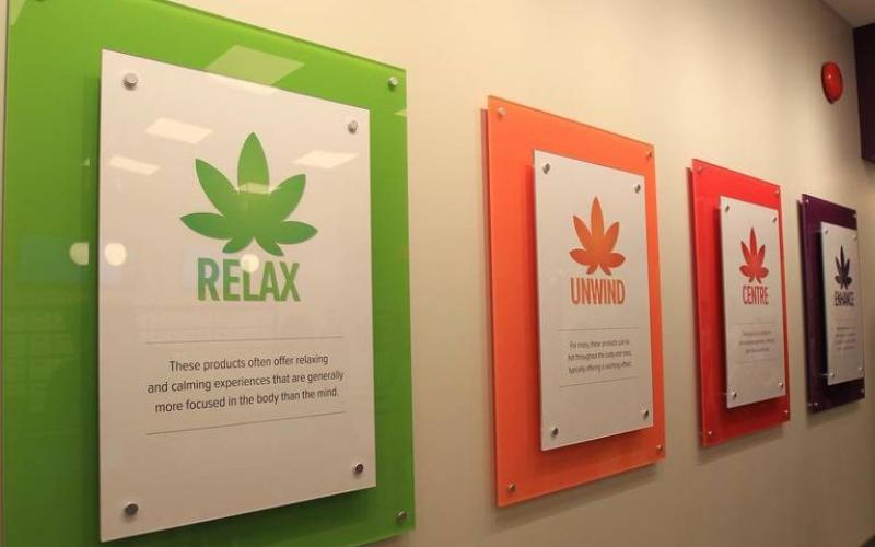 Cannabis Day: Tasteful State Consumption and 'Enjoying Your Experience' at the NSLC